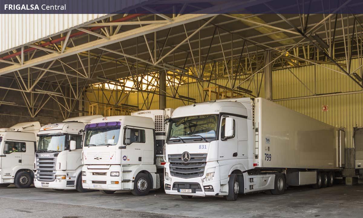 Central - Muelles de carga